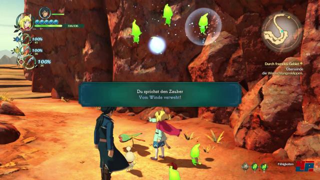 Screenshot - Ni No Kuni 2: Schicksal eines Königreichs (PS4) 92561914