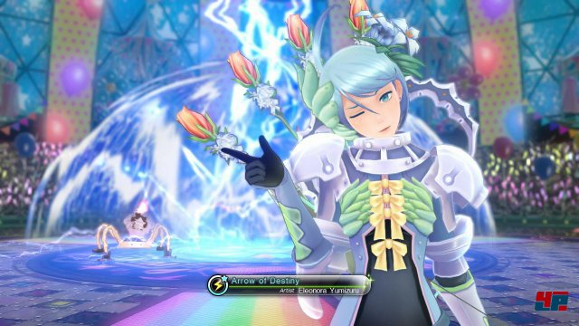 Screenshot - Tokyo Mirage Sessions #FE (Wii_U)