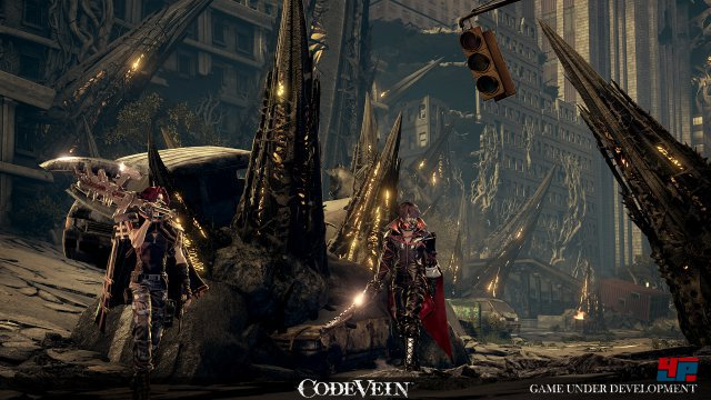 Screenshot - Code Vein (PC) 92544378