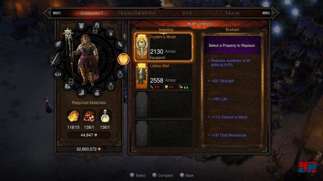 Screenshot - Diablo 3: Reaper of Souls (Switch) 92571500