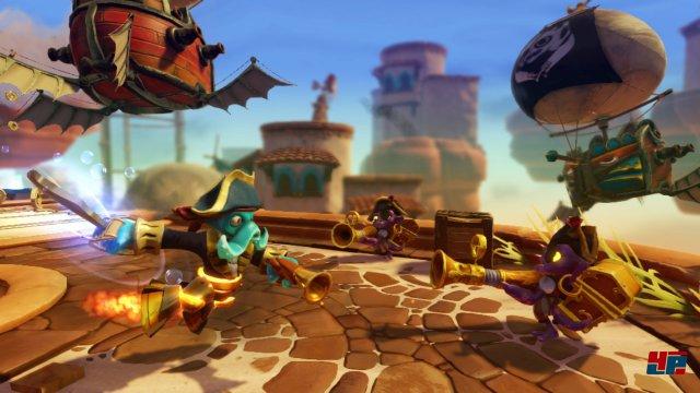 Screenshot - Skylanders: Swap Force (PlayStation4)
