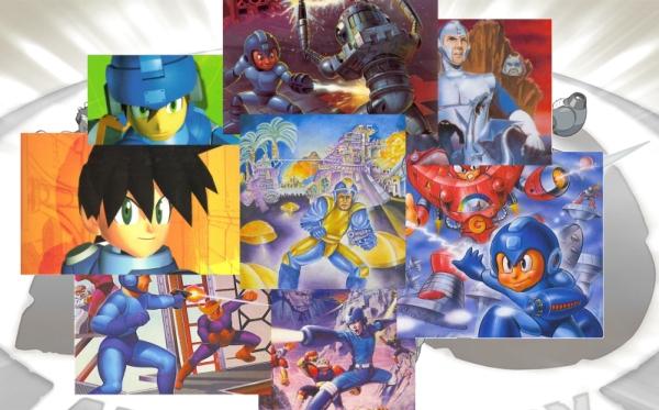 Eigentlich kann es keine richtige Mega Man-Retrospektive geben, ohne dass das schlimmste Cover aller Zeiten pr�sentiert wird. Aber das hatten wir ja schon ein paar Mal! ...hmmmmmmmmmmm... Dilemma... Okayokay, wat mut, dat mut! Als Kompromiss ist nicht nur -das- Cover im Bild, sondern auch noch ein paar andere, die fast genauso scheu�lich sind. Aber auch aus Trash kann Kult werden, jaja...<br><br>Happy Birthday, Mega Man! Du hast uns wahnsinnig viele Haare und Nerven gekostet, aber mindestens ebenso viele tolle Stunden bereitet! Ein Prost auf die n�chsten 20 Jahre 1734178
