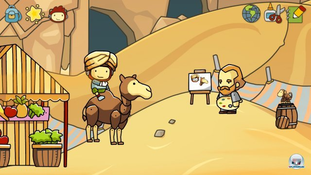 Screenshot - Scribblenauts Unlimited (Wii_U) 92401482
