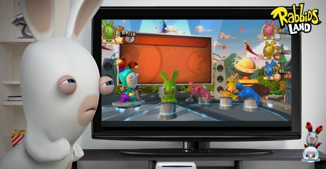 Screenshot - Rabbids Land (Wii_U) 2385577