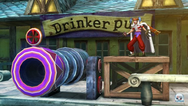 Screenshot - One Piece: Pirate Warriors (PlayStation3) 2362182