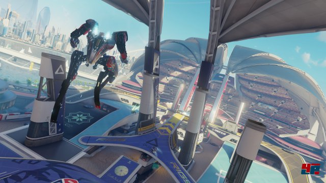Screenshot - RIGS: Mechanized Combat League (PS4)