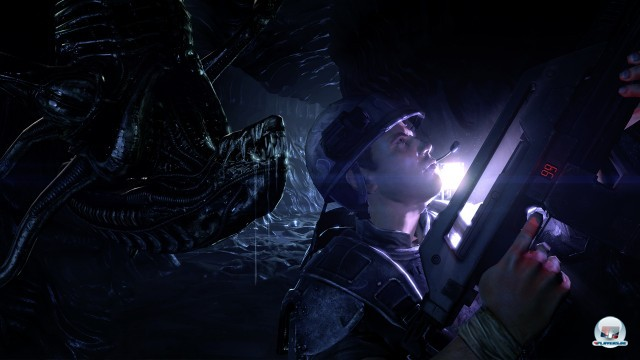Screenshot - Aliens: Colonial Marines (360) 2230779