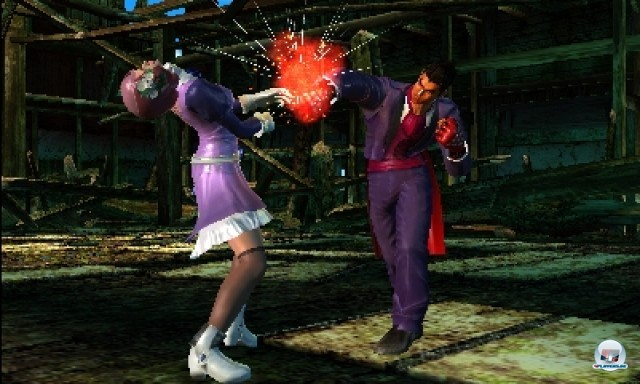 Screenshot - Tekken 3D Prime Edition (3DS) 2250507