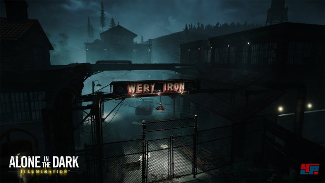 Screenshot - Alone in the Dark: Illumination (PC)