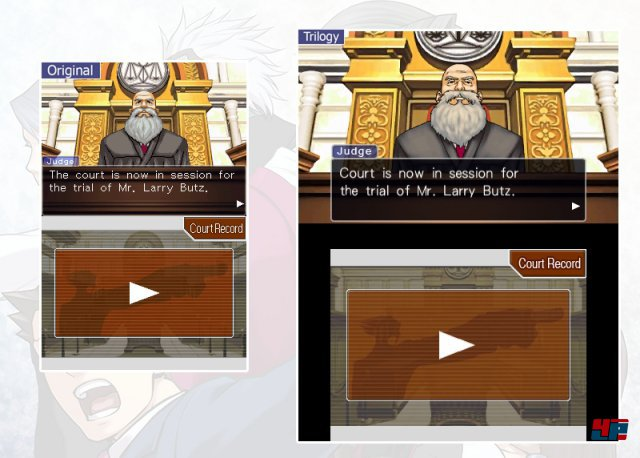 Screenshot - Phoenix Wright: Ace Attorney Trilogy (3DS) 92492029