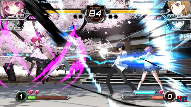 Screenshot - Dengeki Bunko: Fighting Climax (PlayStation3)