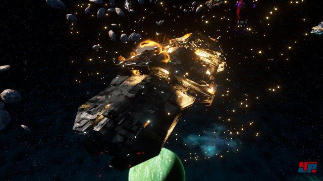Screenshot - Starfall Tactics (PC)