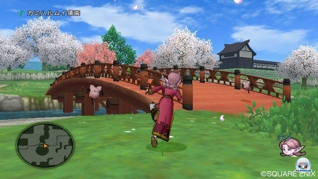 Screenshot - Dragon Quest X Online (Wii) 2372262