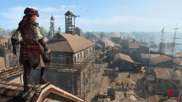 Screenshot - Assassin's Creed Liberation HD (360)