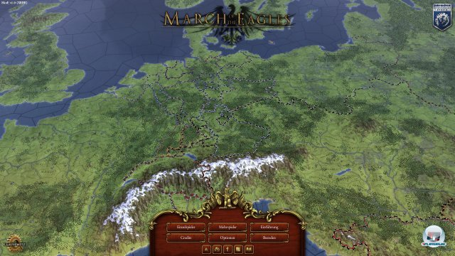 Screenshot - March of the Eagles - Napoleons Kriege (PC)