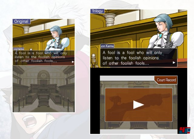 Screenshot - Phoenix Wright: Ace Attorney Trilogy (3DS) 92492012