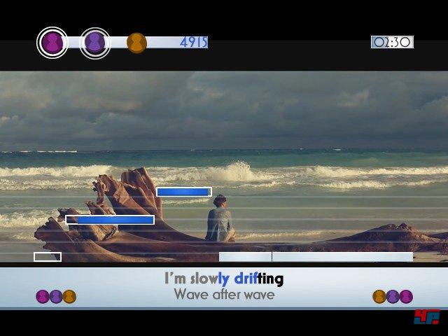 Screenshot - Let's Sing 2015 (Wii)
