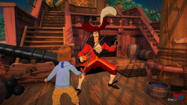 Es gibt gut 100 Missionen und Minispiele, die man in Disneyland erleben darf.