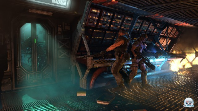 Screenshot - Aliens: Colonial Marines (PlayStation3) 2246287