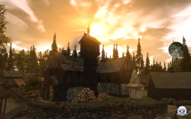 Screenshot - Das Schwarze Auge: Nordlandtrilogie (PC)