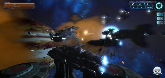Screenshot - Gemini Wars (PC-CDROM)