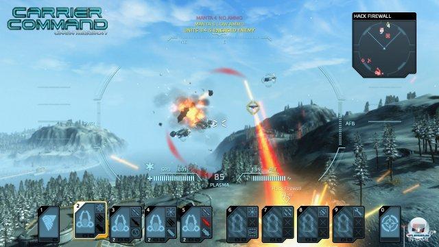 Screenshot - Carrier Command: Gaea Mission (360) 2396737