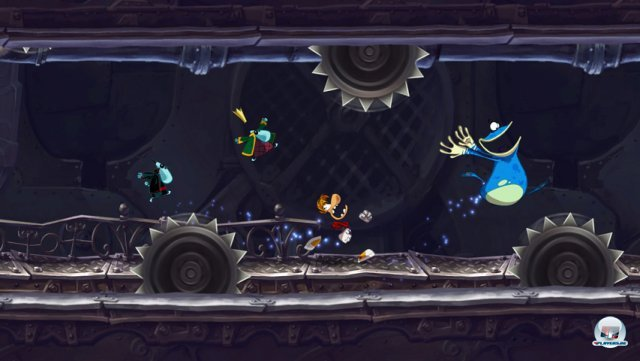 Screenshot - Rayman Origins (Wii) 2291722