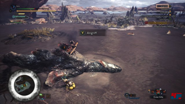 Screenshot - Monster Hunter: World (PC) 92571095