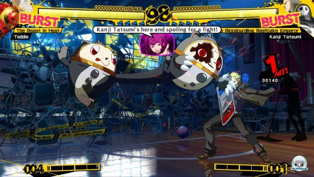 Screenshot - Persona 4: Arena (PlayStation3) 2370517