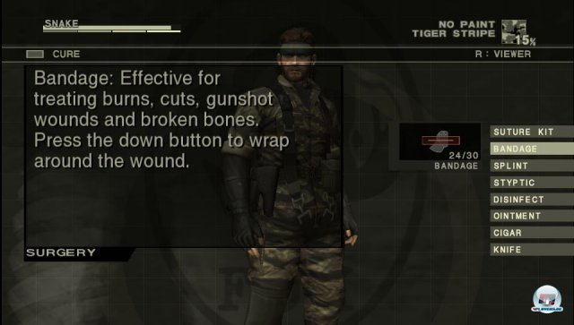 Screenshot - Metal Gear Solid: HD Collection (PS_Vita) 2364242
