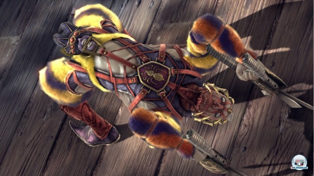 Screenshot - Soul Calibur V (360) 2250297