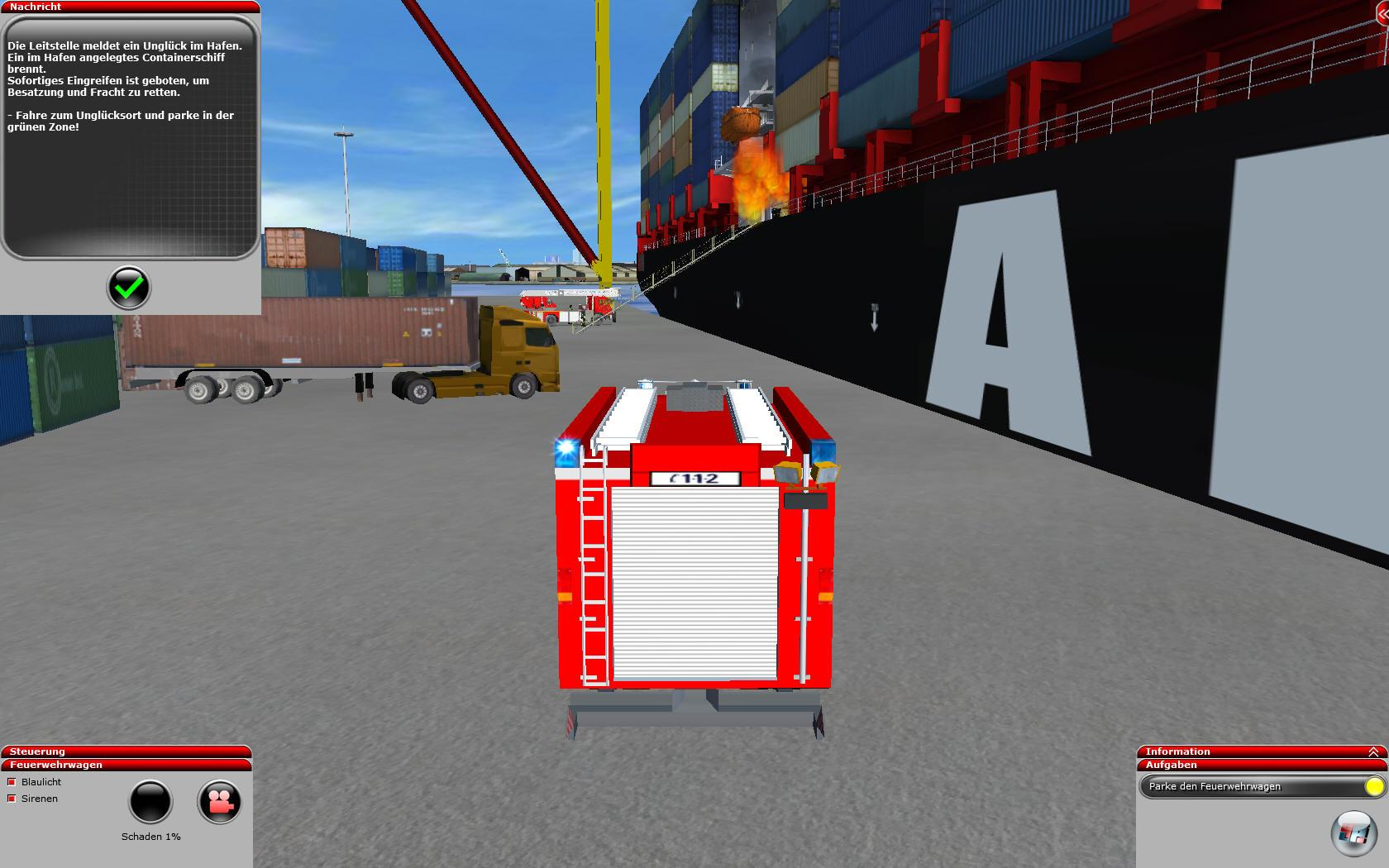 Feuerwehr Simulator 2010 Торрент