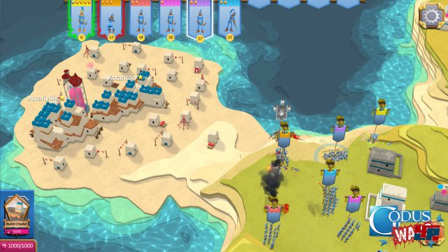 Screenshot - Godus Wars (PC)