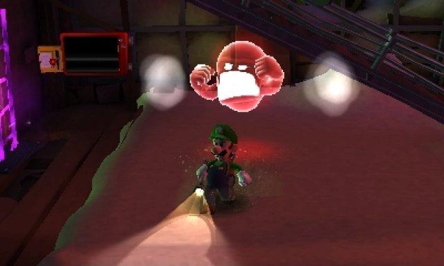 Screenshot - Luigi's Mansion: Dark Moon (3DS) 2360867