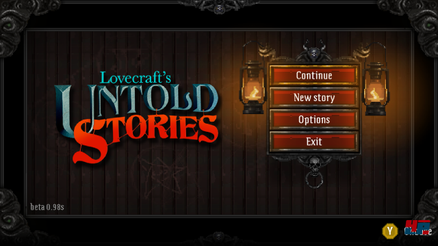 Screenshot - Lovecraft's Untold Stories (PC) 92581678