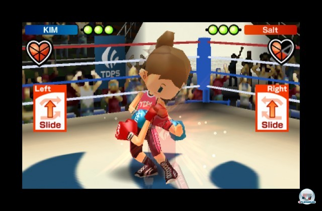 Screenshot - DualPenSports (3DS) 2253317