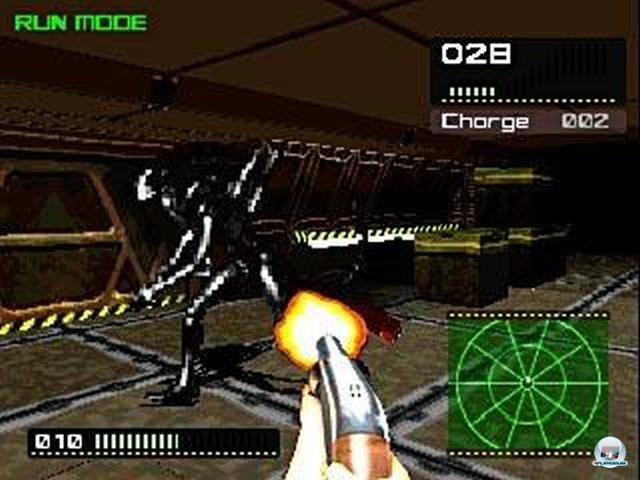 Screenshot - Alien Trilogy (dt.) (PC)