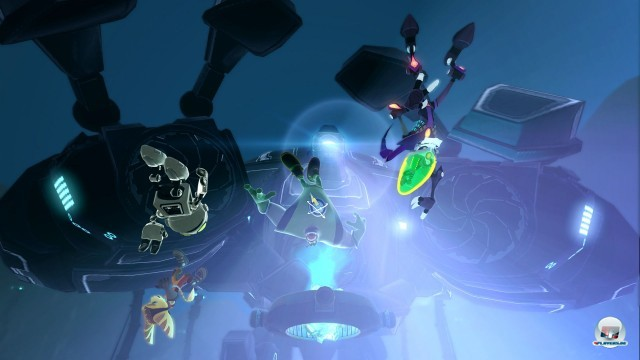 Screenshot - Ratchet & Clank: All 4 One (PlayStation3) 2228974