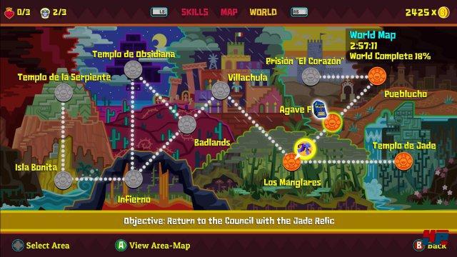 Screenshot - Guacamelee! 2 (PC)