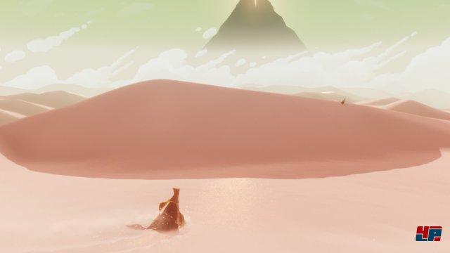 Screenshot - Journey (PlayStation4) 92510116