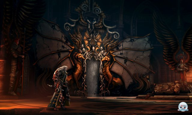 Screenshot - Castlevania: Lords of Shadow - Mirror of Fate (360) 92466750