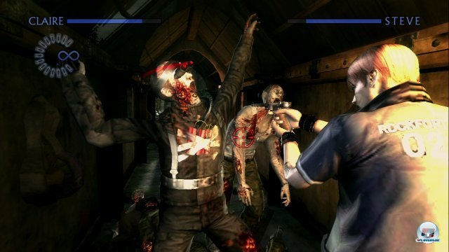 Screenshot - Resident Evil: Chronicles HD (PlayStation3) 2338357