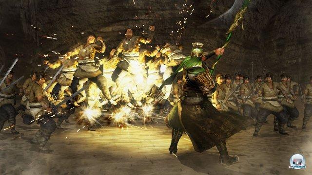 Screenshot - Dynasty Warriors 8 (PlayStation3) 92433837