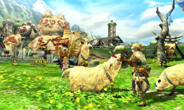 Screenshot - Monster Hunter Generations (3DS) 92530899