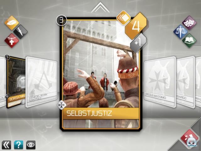Screenshot - Assassin's Creed Recollection (iPad) 2328427