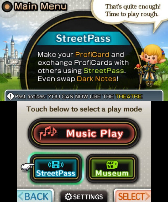 Screenshot - Theatrhythm: Final Fantasy (3DS) 2366172