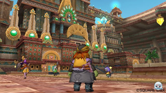 Screenshot - Dragon Quest X Online (Wii) 2287192