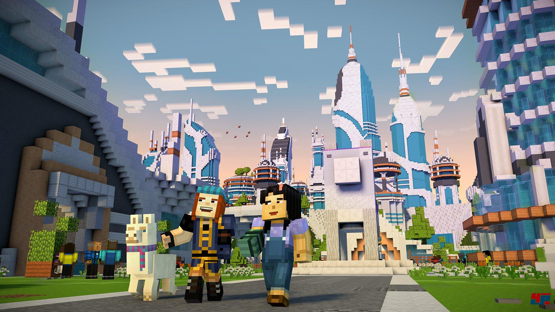 Minecraft: Story Mode - Season 2 angekündigt