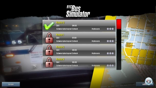 Screenshot - New York Bus - Die Simulation  (PC)