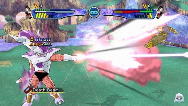 Screenshot - DragonBall Z Budokai HD Collection (PlayStation3) 2375377